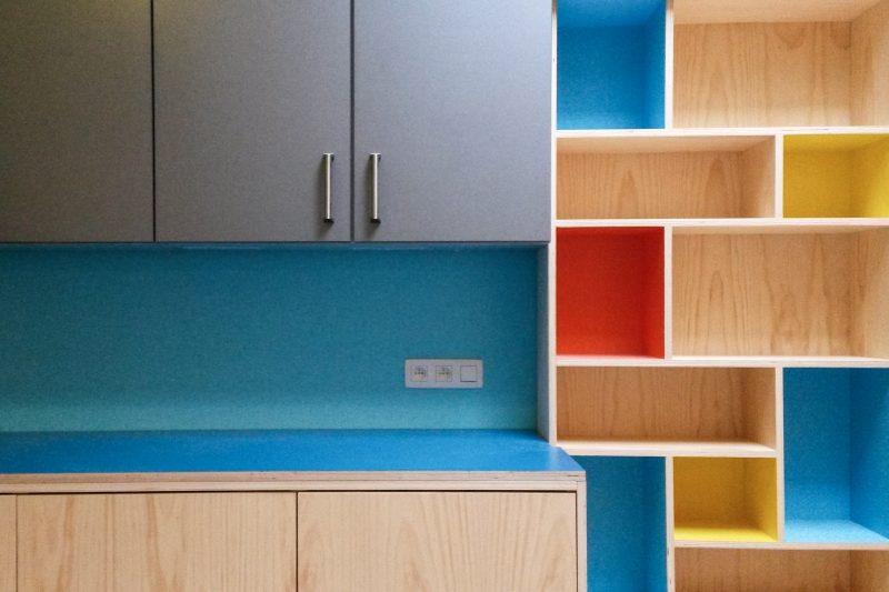 mobilier couleurs