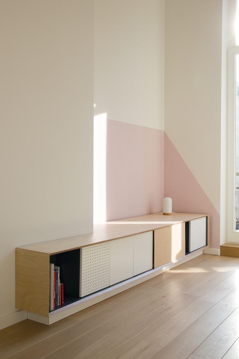 Conception mobilier salon